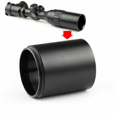 Hunting Sunshade Shade Cover for 32mm Scopes Length 50mm 2 Inch Black