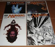 Magic The Gathering Spell Thief 1 2 3 4 RI Variant Editions Full Set 1st Prints