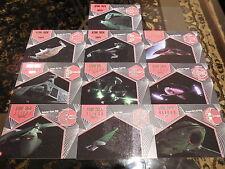 2014 Star Trek Aliens - Complete 10 Card Ships Insert Set S1-S10