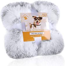Noahas Softness Fluffy Dog Blankets, Fleece Throw Blanket for Dog, Puppy, Cat