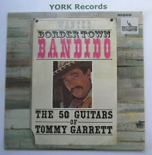 TOMMY GARRETT - Border Town Bandido - Excellent Con LP Record Liberty LBY 1236
