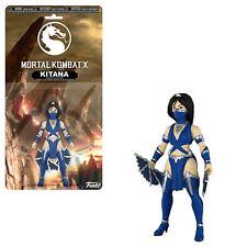 "Mortal KOMBAT X-Kitana 5"" cm Funko Action figure articolato IN VINILE MODELLO"