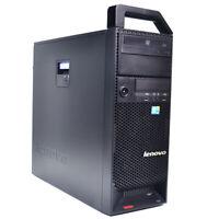 Lenovo ThinkStation S20 Desktop Intel Xeon W3520 2.66GHz 12GB 500GB Quadro FX380