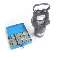New listing 20T Split Hydraulic 360° Head Crimping Plier Crimper 16-400mm2 with pump+12 dies