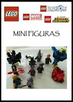 LEGO - MINI FIGURAS - TODAS LAS COLECCIONES - (NM/EX)