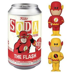 Funko Soda The Flash DC Comics Limited Edition Figure Collectible Toy