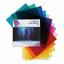 """Rosco Color Effects Filter Kit (12 x 12"""")"""