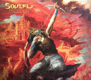 Soulfly Ritual (2018) Edizione Limitata 10-trk CD digipak Confezione New/Sealed