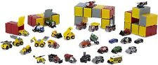 10 Pack Tonka Tinys Mini Vehicles with Garage - 10 Pack Blind Boxes