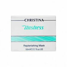 Christina Unstress - Replenishing Mask 50ml / 1.7oz + samples