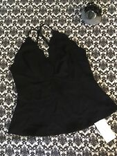 NWT Sexy Black Lush Tank Top Small.