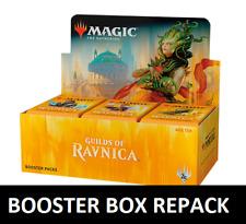 Guilds of Ravnica Booster Box Repack magic MTG 2 mythics foils guaranteed CNY