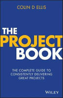 NEW The Project Book By Colin D. Ellis Paperback Free Shipping