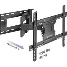 Staffa supporto porta tv a parete muro 32 40 42 46 47 50 55 60 M7L-BLK Staffa TV