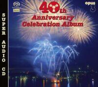 Verschiedenen - 40th Anniversary Celebration eine Neue CD