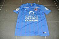 Maillot Stade Malherbe Caen porté par APPIAH  saison 2015 / 2016