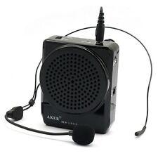 12W Aker MR1505 Waistband Portable Loud Voice Booster Amplifier Speaker for MP3