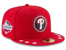 NEW Phillies 2018 MLB All Star Hat New Era 59FIFTY Fitted Cap Sz 7 1/4 FAST SHIP