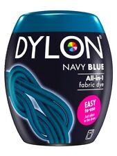 Dylon Fabric & Clothes Machine Dye Wash 350g All In Pod Includes Salt 22 Colours