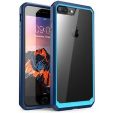 For iPhone 7 8 PLUS Case - Hard Clear ShockProof Hybrid Armor Bumper Cover