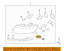 Lincoln FORD OEM 07-09 MKZ Headlight Head light lamp-Control Module 6H6Z13C170A