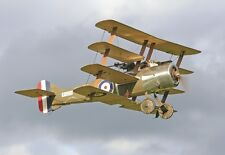 ARMSTRONG WITHWORTH FK10 Quadruplane. Bauplan RC