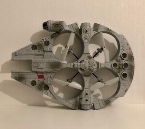 Star Wars Drone Volant Millennium Falcon Faucon Millenium Radicommandé Disney
