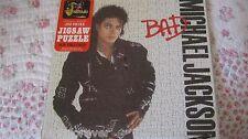 MICHAEL JACKSON OFFICIAL TRIUMPH INTERNATIONAL BAD TOUR PUZZLE 1988 NO PROMO CD