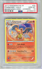 Pokemon Boundaries Crossed Charizard 20/149 Cosmos Holo PSA 10 Ultra Rare