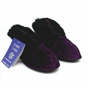 Dearfoams Women's Embossed Velour Bootie Slippers
