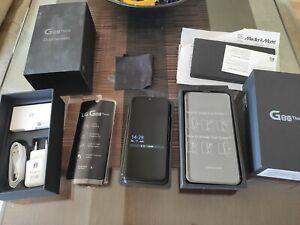 LG G8X 6.4 Zoll Dual Display 128 GB (Dual SIM) - Aurora Black -> Neu & Garantie