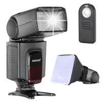 Neewer TT520 Speedlite Flash Kit for Hot Shoe Mount Canon Nikon Olympus Fujifilm