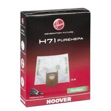Hoover H71 x 4 Sacs Microfibre EPA
