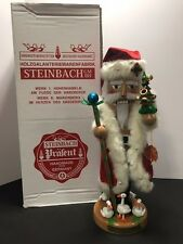 Steinbach Santa Nutcracker Twelve Day Christmas Limited Edition S1883 Signed
