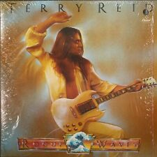 Terry Reid Rogue Waves LP Capitol SW-11857 NM Promo Shrink on cover