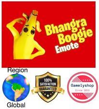 Bhangra Boogie Emote CODE [ PS4 , XBOX , PC, MOBILE, NINTENDO ] GLOBAL