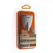 CARGADOR RED PARA IPHONE 5 IPHONE 6 + CABLE lightning  8 ULTRA RÁPIDO 2.4A 2 USB
