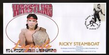Ricky Steamboat Wrestling Legends Souvenir Cover