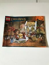 Lego Instructions - Lord of the Rings - 79006