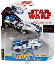 Hot Wheels Star Wars Die-Cast Resistance A-Wing Fighter