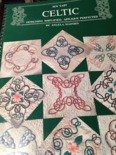Sew Easy Celtic by Angela Madden