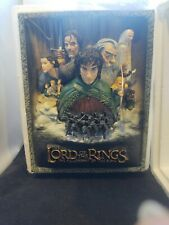 The Lord of the Rings The Fellowship of the Ring 3D Sculpted Poster Art