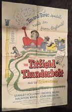 TITFIELD THUNDERBOLT 1sh 1953 Stanley Holloway, Charles Crichton Ealing Studios