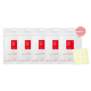 [ COSRX ] Acne Pimple Master Patch (24 patches) 5 Sheets [Free USA Shipping]
