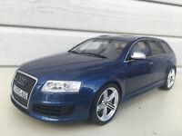 Audi RS6 C6 Avant  1:18 Otto-Models Resin