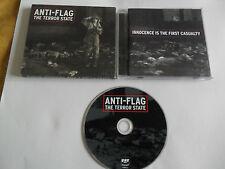 ANTI-FLAG - The Terror State (CD 2003) ROCK