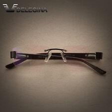 Rimless Super glasses Frames For Optical EyeGlasses myopia Prescription Reading