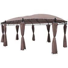 Runde Pavillons runde pavillons mit stahlgestell | ebay