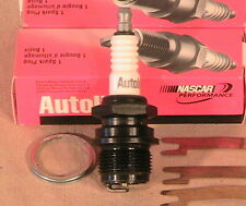 1928 1929 1930 1931 Model A Ford Autolite Spark Plug & Wire set