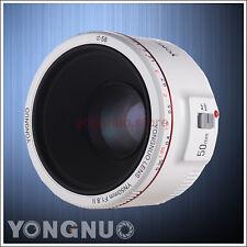 YONGNUO YN50MM F1.8 II AF MF for Canon 1300D 800D 750D 80D 7DII 5DIV 60D 50D 6D